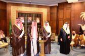 الأمير سعود بن نايف يكرم نجوم الألعاب الرياضية في حقبة الثمانينات في الدورة الثالثة من جائزة عطاء ووفاء