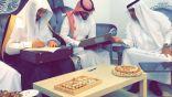 الشاب عبدالله   الغامدي يحتفل بعقد قرانه