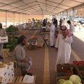 بدء العمل في سوق الخضار و الفواكه المؤقت بعوالي مكة المكرمة