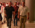 """وصول الملاكمين """"جوشوا"""" و""""رويز"""" إلى الرياض للمشاركة في نزال الدرعية"""