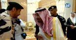 بالفيديو.. لقطة عفوية لخادم الحرمين الشريفين مع مدير عام المجاهدين
