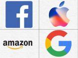 """ماذا لو تم وقف """"آبل"""" و""""جوجل"""" و""""فيسبوك"""" و""""أمازون"""" بسبب الممارسات الاحتكارية؟"""