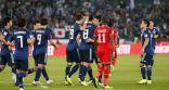 اليابان تسقط عمان وتحجز مقعداً في دور الـ16