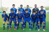 فوز الهلال والفتح والاتحاد في الجولة الرابعة من دوري البراعم تحت 13 عامًا