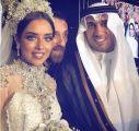 بلقيس تحتفل بزواجها فى حفل زفاف أسطورى