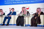 رئيس أرامكو السعودية يوقع عدة اتفاقيات مع شركات روسية رائدة ويسلط الضوء على مجالات واعدة للتعاون مع قطاع الطاقة الروسي