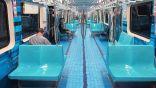 العاصمة التايوانية تحول أحد قطاراتها إلى مجمع للألعاب الأولمبية