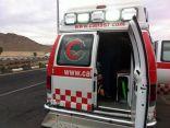 وفاة وإصابة آخر نتيجة إرتطام سيارة بجمل سائب بالأحساء