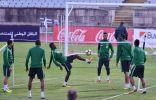 المنتخب السعودي الأول لكرة القدم يواجه نظيره لاتفيا اليوم ودياً