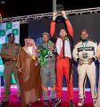 وكيل إمارة الباحة للشؤون الأمنية يتوج الفائزين في سباق تحدي الباحة 2018