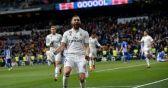 ريال مدريد يستعد للكلاسيكو بثلاثية في مرمى ألافيس
