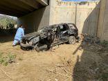 سبع إصابات أثر حادث انقلاب مركبة بالمخواه