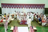 نادي الزلفي يستضيف ابناء جمعية انسان  على الإفطار