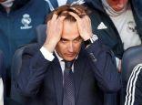 """بعد خماسية برشلونة.. ريال مدريد يقيل """"لوبيتيجي"""" ويعيّن """"سولاري"""" مدرباً مؤقتاً"""