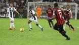 أبرز لقطات مباراة السوبر الإيطالي بين يوفنتوس وميلان