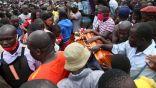 كينيا.. إطلاق الغاز المسيل للدموع على حشد خطف جثة مغن
