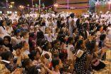 العيد في وادي الدواسر ينشر الفرح والمتعة والسعادة بين الأطفال