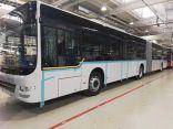 400 حافلة ذكية تنقل المعتمرين والحجاج وأهالي العاصمة المقدسة عام 2020