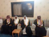 شيوخ وأعيان بارق في ( ضيافة ) الشيخ الزيادي بمركز ,,طبب بأبها,,
