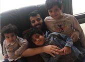 تركي آل الشيخ ينشر صورة له برفقة أبنائه الثلاثة ويوجه لهم رسالة مؤثرة