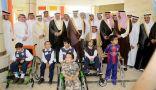 سلطان بن سلمان : استقرار المملكة وفر بيئة داعمة ومحفزة للعمل الخيري