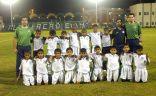 فريق (15 عاماً) في أكاديمية النادي الأهلي يتخطى الطائي بخمسة أهداف لهدف في ذهاب بطولة المملكة للبراعم