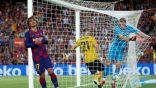 """تغريم برشلونة """"300 يورو"""" بسبب التفاوض مع غريزمان"""