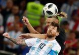كرواتيا تصعق الأرجنتين بثلاثية .. وتصل دور الـ 16