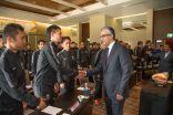 سلمان بن ابراهيم : فخورون باختيار العدد الأكبر في تاريخ التحكيم الآسيوي لكأس العالم