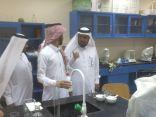 مدير جامعة الباحة المكلف يتفقد كلية العلوم والآداب قلوة