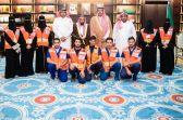 """"""" هلال الباحة"""" يحتفي بيوم التطوع العالمي 2018"""