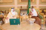 وزير الخارجية يستقبل سمو الشيخ عبدالله بن زايد آل نهيان وزير الخارجية الإماراتي