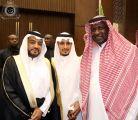 الغامدي نجم النصر يحتفل بزواجه