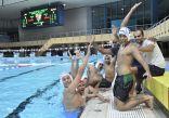 القادسية يواجه العميد في نهائي بطولة كرة الماء