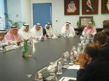غرفة جدة تجمع بين هيئة الإستثمار المصرية وأعضاء ومسؤولي المجلس المصري ورجال الأعمال