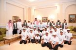 الأمير تركي بن محمد ينوه بدعم القيادة في لمنظمات المجتمع المدني