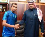 الفتح يتعاقدم مع لاعب القادسية سالم النجراني