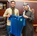 حارس المرمى حبيب الوطيان ينظم لقائمة اللاعبين المحترفين في نادي الفتح
