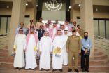 اللجنة الدائمة للمواد الخطرة بوزارة الداخلية تزور ميناء الملك عبد العزيز بالدمام