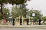 أمانة المنطقة الشرقية تطور منتزه الملك فهد بالدمام بخدمات حديثة