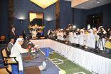 سلمان بن ابراهيم يهنئ الإمارات ويؤكد قدرتها على تنظيم كأس آسيا بصورة متميزة الملف المتكامل والتنوع الحضاري وتعدد الجاليات عوامل قوة للإمارات