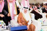 الأمير سعود بن نايف يدشن ترسانة الزامل لبناء وصناعة السفن بميناء الملك عبدالعزيز بالدمام