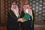 الأمير سعود بن نايف لرئيس وأعضاء هيئة الصحفيين السعوديين … كونوا أدوات بناء وعين بصيرة لنا كمسؤولين في كل قطاع