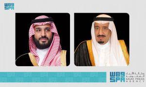 خادم الحرمين وسمو ولي العهد يُسجلان في برنامج التبرع بالأعضاء
