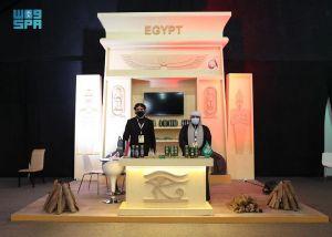 9 دول عربية وصديقة تشارك بمهرجان الزيتون بالجوف
