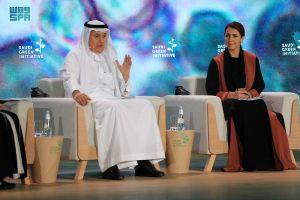 """المهندس الفضلي بمنتدى """"مبادرة السعودية الخضراء"""": حماية البيئة أولوية لدى المملكة عبر 64 مبادرة تجاوزت تكلفتها 52 مليار ريال"""