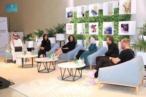 """جناح المملكة في """"إكسبو 2020 دبي"""" يجمع خبراء الإبداع في أولى جلسات """"الملتقى السعودي"""""""
