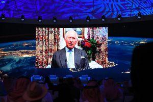 """أمير ويلز في منتدى """"مبادرة السعودية الخضراء"""": مبادرة المملكة البيئية استثنائية عالميًا"""