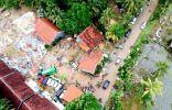 281 قتيلاً حصيلة ضحايا موجات المد البحري في إندونيسيا