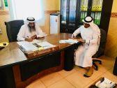 جمعية البر ببارق توقع شراكة مع ثلاجة الشروق المركزية وتعلن عن خصم لمستفيديها